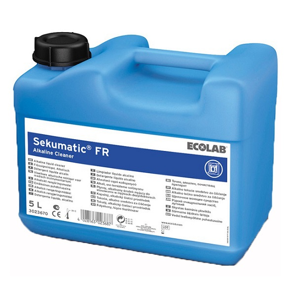 Средство моющее Secumatic FR Ecolab 3*5 л